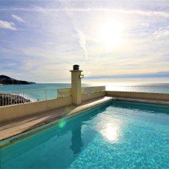 Отель Nice Booking - Royal Luxembourg Piscine Ницца бассейн фото 2
