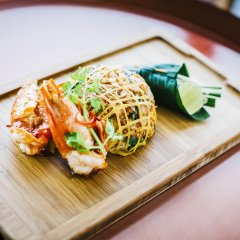 Отель AVANI Riverside Bangkok Hotel Таиланд, Бангкок - 1 отзыв об отеле, цены и фото номеров - забронировать отель AVANI Riverside Bangkok Hotel онлайн удобства в номере фото 2
