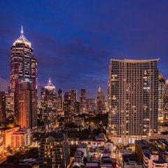 Отель DoubleTree by Hilton Bangkok Ploenchit Бангкок городской автобус