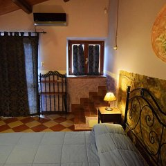 Отель B&B Giucalem - La Casa Negli Orti Пьяцца-Армерина комната для гостей фото 4