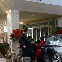 Отель Атлантик парковка