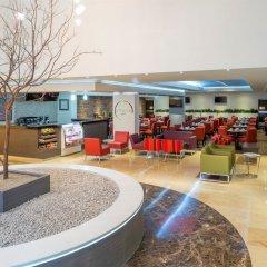Отель Real Inn Perinorte Тлальнепантла-де-Бас интерьер отеля