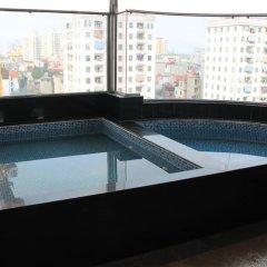 Sakura Hotel II бассейн фото 2