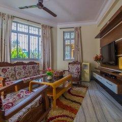 Отель OYO 12866 Home Luxurious Stay Dabolim Гоа комната для гостей фото 5