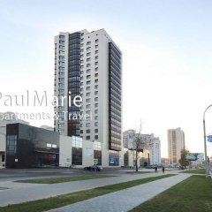Апартаменты PaulMarie Apartments in Mogilev Могилёв городской автобус