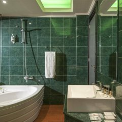 Отель All Senses Nautica Blue Exclusive Resort & Spa-All Inclusive ванная фото 2