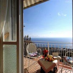 Отель Vista Mare Costarainera Костарайнера балкон
