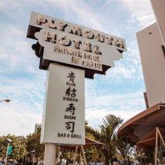 Отель The Plymouth South Beach фото 4