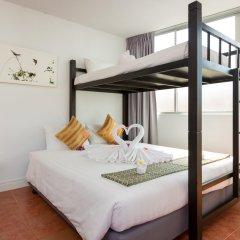 On Hotel Phuket 3* Стандартный номер с различными типами кроватей