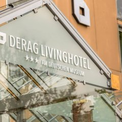 Living Hotel am Deutschen Museum by Derag городской автобус