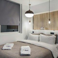 Апартаменты The Athenians Modern Apartments комната для гостей фото 3