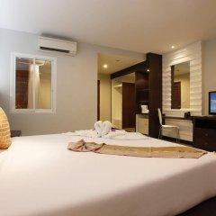 Отель Nize Hotel Таиланд, Пхукет - отзывы, цены и фото номеров - забронировать отель Nize Hotel онлайн комната для гостей