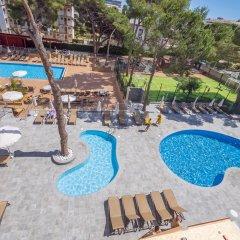 Отель Golden Port Salou & Spa бассейн фото 2