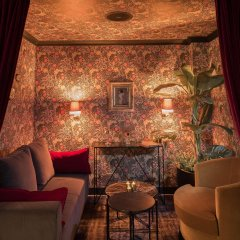 Отель Snob Hotel by Elegancia Франция, Париж - 2 отзыва об отеле, цены и фото номеров - забронировать отель Snob Hotel by Elegancia онлайн интерьер отеля фото 2