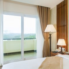 Отель Ladalat Hotel Вьетнам, Далат - отзывы, цены и фото номеров - забронировать отель Ladalat Hotel онлайн комната для гостей фото 5