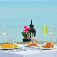 Отель Mercure Koh Samui Beach Resort Таиланд, Самуи - 3 отзыва об отеле, цены и фото номеров - забронировать отель Mercure Koh Samui Beach Resort онлайн питание фото 3