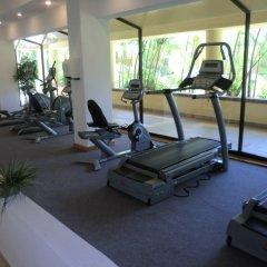 Отель Camino Real Acapulco Diamante фитнесс-зал
