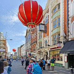 Отель The Leicester Square Collection