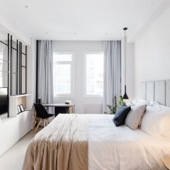 Апартаменты UPSTREET Luxury Apartments in Plaka Афины комната для гостей фото 4