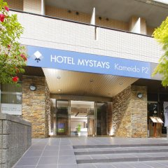Отель MyStays Kameido Япония, Токио - отзывы, цены и фото номеров - забронировать отель MyStays Kameido онлайн банкомат