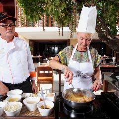 Отель La Flora Resort Patong питание фото 2