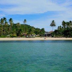 Отель Centra by Centara Coconut Beach Resort Samui пляж фото 2