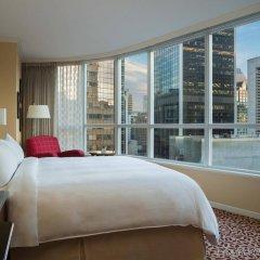 Отель Vancouver Marriott Pinnacle Downtown фото 21