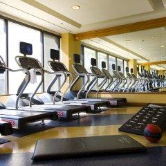 The LA Hotel Downtown фитнесс-зал фото 4