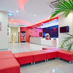 Отель Red Planet Davao интерьер отеля фото 3