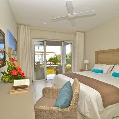 Отель Mon Choisy Beach Resort комната для гостей фото 2