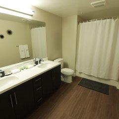 Отель DTLA Grand Residences США, Лос-Анджелес - отзывы, цены и фото номеров - забронировать отель DTLA Grand Residences онлайн ванная фото 2