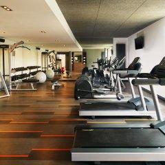 Отель Aloft Munich фитнесс-зал