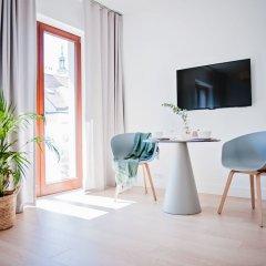 Отель E-Apartamenty Dominikanska Польша, Познань - отзывы, цены и фото номеров - забронировать отель E-Apartamenty Dominikanska онлайн удобства в номере фото 2
