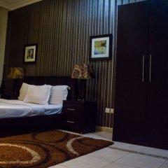 Отель Villa Angelia Boutique Лагос комната для гостей фото 4
