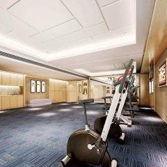 Отель Xiamen Huli Yihao Hotel Китай, Сямынь - отзывы, цены и фото номеров - забронировать отель Xiamen Huli Yihao Hotel онлайн фитнесс-зал