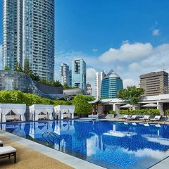 Singapore Marriott Tang Plaza Hotel бассейн фото 3