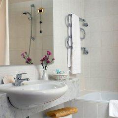 Гостиница Золотое кольцо ванная фото 2