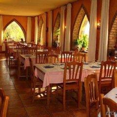 Отель El Churron Сабиньяниго питание фото 3