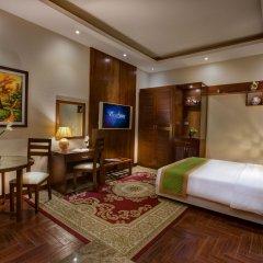 Отель Emerald Hotel Вьетнам, Ханой - отзывы, цены и фото номеров - забронировать отель Emerald Hotel онлайн комната для гостей фото 5