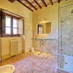 Отель Col Di Forche Монтоне ванная фото 2
