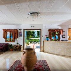 Отель Matheo Villas & Suites Греция, Малия - отзывы, цены и фото номеров - забронировать отель Matheo Villas & Suites онлайн интерьер отеля