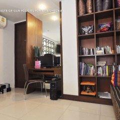 Отель Zen Rooms Panurangsri Бангкок развлечения