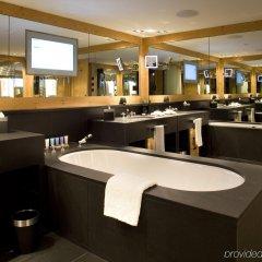 Отель Park Gstaad Швейцария, Гштад - отзывы, цены и фото номеров - забронировать отель Park Gstaad онлайн ванная фото 2