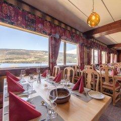 Отель Valdres Høyfjellshotell питание