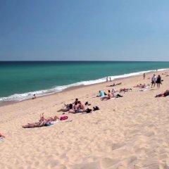 Hotel Blaumar пляж