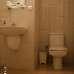 Villa Dedem Hotel Турция, Фоча - отзывы, цены и фото номеров - забронировать отель Villa Dedem Hotel онлайн ванная