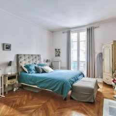 Отель Appartement familial à Montmartre фото 10