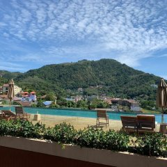 Отель Q Residence пляж Ката балкон