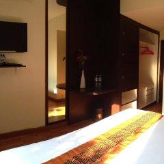 Отель Studio Sukhumvit 18 by iCheck Inn Таиланд, Бангкок - отзывы, цены и фото номеров - забронировать отель Studio Sukhumvit 18 by iCheck Inn онлайн удобства в номере