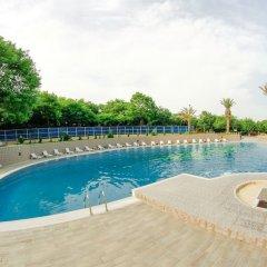 Отель Vilesh Palace Hotel Азербайджан, Масаллы - отзывы, цены и фото номеров - забронировать отель Vilesh Palace Hotel онлайн бассейн фото 2